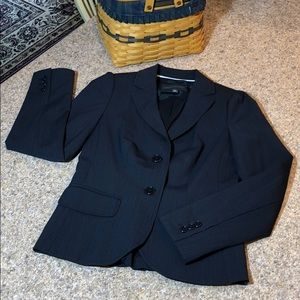 Banana Republic Never Worn Navy Blue Blazer Size 0